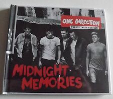 ONE DIRECTION MIDNIGHT MEMORIES CD ALBUM SEALED
