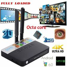 XGODY Smart android 6.0 TV BOX KOD 17.0 Fully loaded Free sports 4K Octa core HD