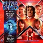 Paul McGann 8th Doctor Who Series #4.02 SITUATION VACANT (Factory Sealed - NEW)
