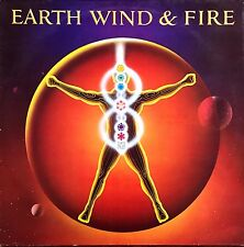 Earth, Wind & Fire ‎LP Powerlight - Holland (VG+/EX)