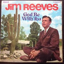 Jim Reeves God Be With You/record/lp