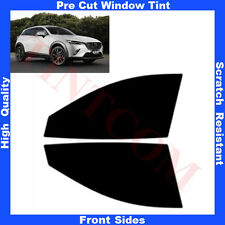 Pre Cut Window Tint Mazda CX3 5 Doors 2015-... Front Sides Any Shade