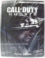 Guide officiel stratégique CALL OF DUTY GHOSTS livre complet en Francais NEUF