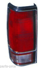 New Replacement Chrome-Trim Taillight LH / FOR 1983-94 S-SERIES BLAZER & JIMMY