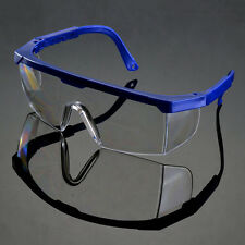 Vented Safety Goggles Glasses Eye Protection Protective Lab Anti Fog Clear CMCA