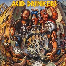 CD ACID DRINKERS Dirty Money, Dirty Tricks remastered