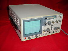 ITC Instruments 3304 25MHz Dual Trace Portable Oscilloscope