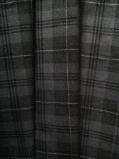 TARTAN POLY VISCOSE FABRIC - LARGE SELECTION OF TARTANS AVAILABLE-*PER METRE*