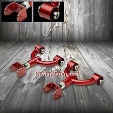 Red Adjustable Upper Camber Control Arm For 90-05 Mazda Miata MX-5 NC