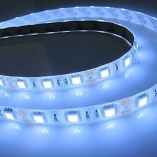 2 x 50CM SMD 5050 30Leds Flexible LED Light Strip Lamp Waterproof White DC 12V