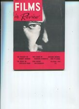Films in Review  Dec 1963 Cary Grant Barbara Stanwyck Bobby Harron MBX98