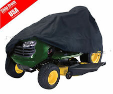 "Lawn Tractor Mower Cover Weather UV Protection J-1 fits up to 54"" deck OY"