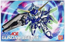 Bandai SD BB 376 Gundam Gundam Age-FX Plastic Model Kit