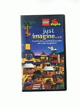Lego Duplo: Just Imagine World Where Anything Is Possible w a Little Imagination