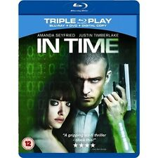 IN TIME****BLU-RAY****REGION B****NEW & SEALED