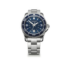 Victorinox Swiss Army Maverick GS Navy Dial Stainless Steel Watch - 241602