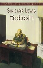 Babbitt (Dover Thrift Editions) by Sinclair Lewis