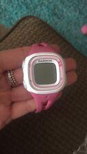 Garmin Forerunner 10 GPS Watch pink/white