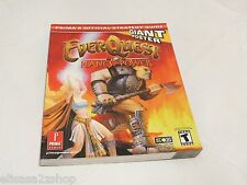 EverQuest : The Planes of Power Prima's Official Strategy Guide game strat RARE