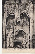 BF11705 bourg eglise de brou retable de la chapelle de  france  front/back image