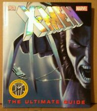 X-Men The Ultimate Guide 192 Pages Hardcover Book