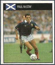 ORBIS 1990 WORLD CUP COLLECTION-#113-SCOTLAND & CELTIC-PAUL McSTAY