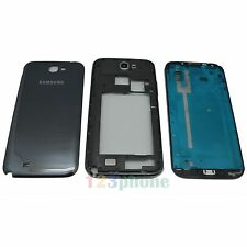 GREY MIDDLE FRAME + CHASSIS + COVER FULL HOUSING FOR SAMSUNG GALAXY NOTE 2 N7100