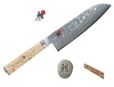 Zwilling-Miyabi 5000MCD-B :Santoku180 (34374-181) lama in damasco -made in Japan