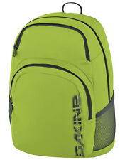 J10 - Dakine Central Pack / Backpack * NWT Citron / Charcoal - #24455