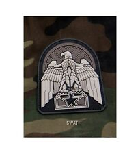 Velcro PVC Patch - Milspec Monkey MSM - INDUSTRIAL EAGLE - Morale - SWAT