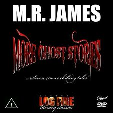 GHOST STORIES OF AN ANTIQUARY 2 (DVD) M R James Christmas Fireplace Story MR