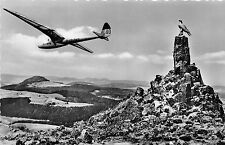 BG33218 real photo schones deutschland die rhon  aviation plane airplane avion