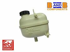 BMW MINI R52 R53 COOPER S  RADIATOR EXPANSION TANK + CAP 17137529273 FEBI A982