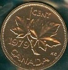 1979-PL Proof-Like Penny 1 One Cent 79 Canada/Canadian BU Coin UNC Un-Circulated