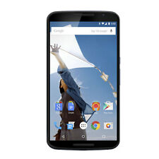 Unlocked GSM Motorola Nexus 6 Midnight Blue 32GB Android 4G LTE Smartphone