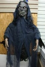 """46"""" Prop Hanging Scary Horror Grey Zombie Monster Halloween Decoration Decor"""