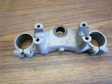 YZ 125 YAMAHA * 1985 YZ 125 1985 TOP TREE CLAMP