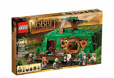 *NEW IN BOX* - LEGO The Hobbit: An Unexpected Gathering - 79003 - 652 pieces