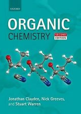NEW!! Organic Chemistry by Clayden, Greeves, Warren (2E 2/E 2nd Edition)
