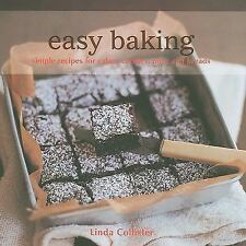 Easy Baking: Simple Recipes for Cakes, Cookies, Pies, and Breads