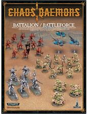 Warhammer Daemons of Chaos Battalion / Battleforce © 2012 gw9707