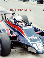 ELIO DE ANGELIS 12 LOTUS FORD CAR RACING PHOTO WATKINS GLEN GRAND PRIX RACE 1980