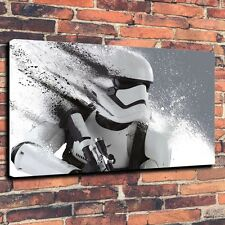 "Art QUALITY CANVAS PRINT  Stormtrooper Star Wars Home Wall Decor A4032,16""x24"""