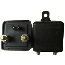 12V 100A Heavy Duty Split Charge ON/OFF Relay Car Truck Motor 4Pin RL180