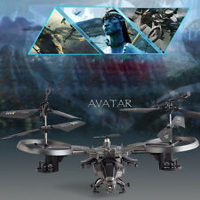 ATTOP Avatar Licensed 2.4G 4CH RC Quadcopter IR Remote Control Helicopter Toy