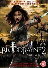 Bloodrayne 2 Deliverance DVD Blood Rain New Sealed Original UK Release R2