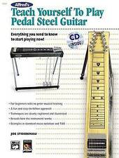 Alfred's Teach Yourself to Play Pedal Steel Guitar: Everything You Need to...