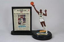 DAVID ROBINSON Basketball Starting Lineup SAN ANTONIO SPURS Headline Collection