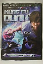 kung fu dunk shaolin soccer ntsc import dvd English subtitle