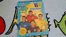 The Wiggle: Wiggle and Learn ABC Alphabet (Write-On, Wipe-Off Workbook)